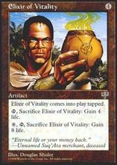 Elixir of Vitality
