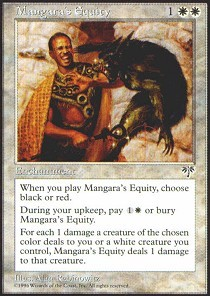 Mangaras Equity