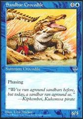 Sandbar Crocodile