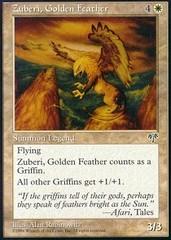 Zuberi, Golden Feather - Reserved List