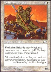 Foriysian Brigade