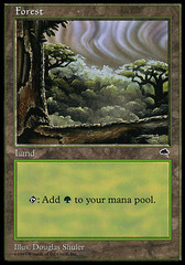 Forest (Wavy clouds) on Channel Fireball
