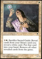 Sacred Guide