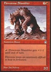 Flowstone Shambler
