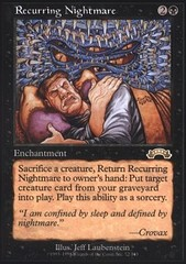 Recurring Nightmare on Channel Fireball