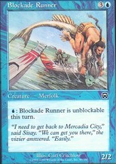 Blockade Runner on Channel Fireball