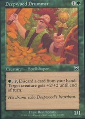 Deepwood Drummer
