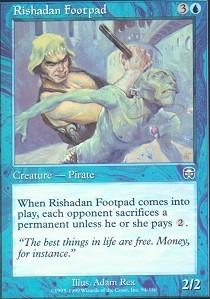 Rishadan Footpad