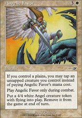 Angelic Favor on Channel Fireball