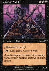 Carrion Wall on Channel Fireball
