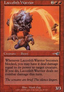 Laccolith Warrior