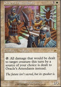 Oracles Attendants