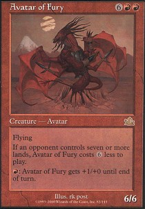 Avatar of Fury