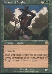 Avatar of Might