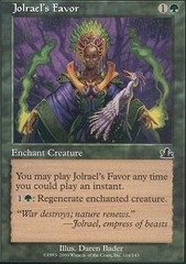 Jolrael's Favor