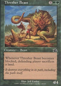 Thresher Beast