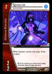 Spoiler, Wildcard