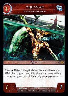 Aquaman, Founding Member
