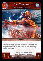 Red Tornado, Elemental Android