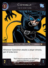 Catwoman, Cat o' Nine Tails