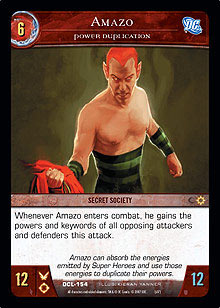Amazo, Power Duplication