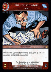 The Calculator, Q.E.D.