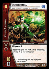 Boodikka, Green Lantern of Bellatrix