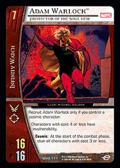 Adam Warlock, Protector of the Soul Gem