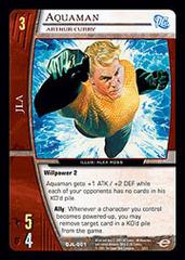 Aquaman, Arthur Curry