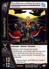 Dark Kryptonian