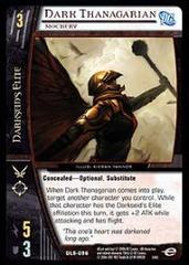 Dark Thanagarian, Mockery