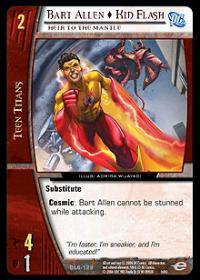 Bart Allen - Kid Flash, Heir to the Mantle