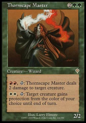 Thornscape Master