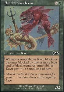 Amphibious Kavu