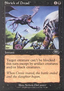 Shriek of Dread