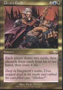 Urza's Guilt