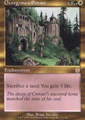 Overgrown Estate