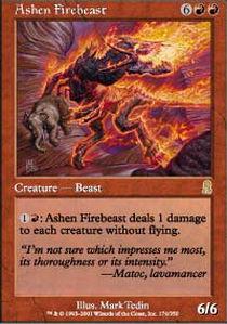 Ashen Firebeast