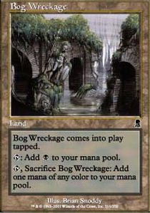 Bog Wreckage