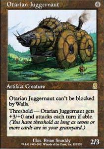 Otarian Juggernaut