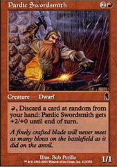Pardic Swordsmith