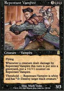 Repentant Vampire