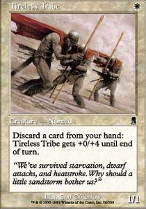 Tireless Tribe
