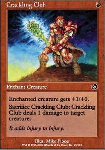 Crackling Club
