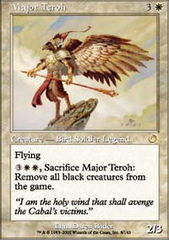 Major Teroh