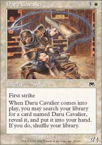 Daru Cavalier