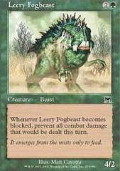 Leery Fogbeast