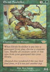 Elvish Soultiller