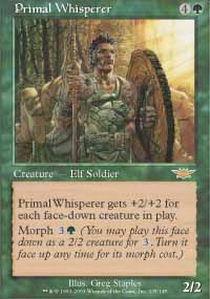 Primal Whisperer