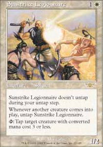Sunstrike Legionnaire